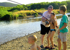 Жителям Сахалина стало удобнее выбирать день бесплатной рыбалки